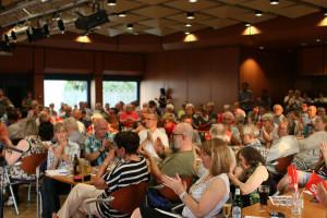 Großes Interesse an der Veranstaltung in Zirndorf (Foto: S. Balcerowski)