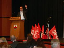 Markus Rinderspacher: Bessere Ideen, bessere Politikansätze - nur mit uns!